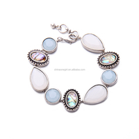 Wholesale Fashion Accessories Gem Stone Abalone