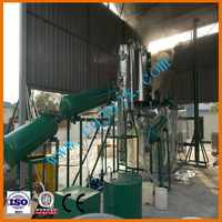 JNC Waste Engine Oil and Black Oil Reconditioned Plant