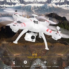 Professional Drone X16 with GPS Long Flight Time and Long Range