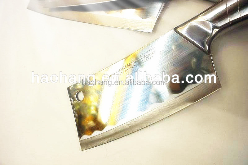 Stainless steel chinese knife, alibaba express