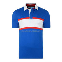 customized cotton stripe rugby jersey in thailand