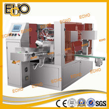 Auto premade pouch rotary packing machine for salt