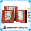 Customized paper shopping bag/personalized gift bag HOT SALE in Guangzhou