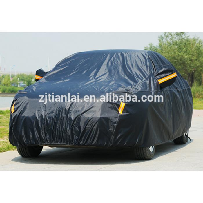 polyester snowmobile cover sun protection car cover with great price