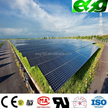 Esg efficience alta flexible 150 w mono panel solar con certificado pv