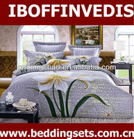 pure cotton reactive dyes full size beddings and bed sets