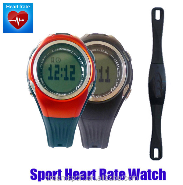 Best selling popular digital wrist watch with pedometer with step counter with sample available