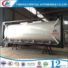 20GP CH3Cl Chloromethane ISO tank container for Africa