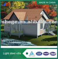 Prefabricated light steel structure economic cabin