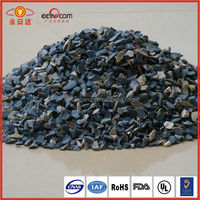 kinds of bauxite ore specification china factory
