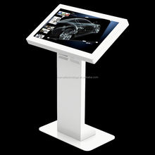 Self-service terminal 32 inch touch screen lcd interactive kiosk
