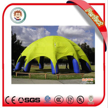 Outdoor giant inflatable dome tent for advertising,square tent for party,wedding