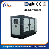 Generator set with engine type L21/31