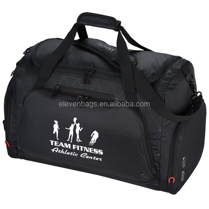 2016 Elevn Brand Laptop Tote Sports Carry Rolling Foldable Duffle Bag