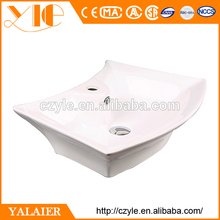 Top selling bathroom vanity vessel traditional wash hand basins