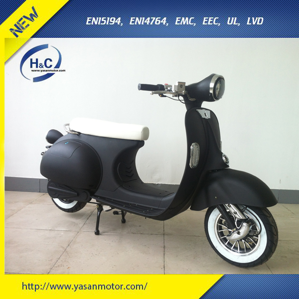 Factory Price 2 wheel electric moped 1500w electric scooter electric motorised scooter for adult