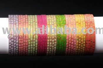 Hand Painted Bracelets