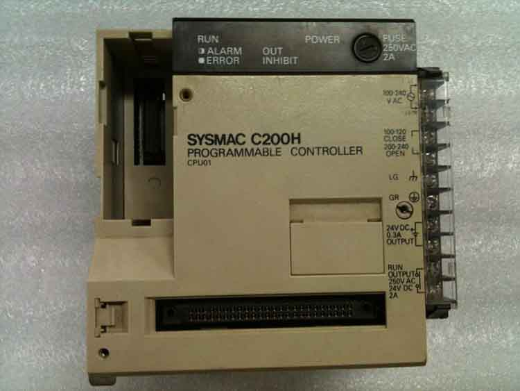 C200H-CPU01-E PLC module C200H-CPU01-E cpu unit C200H-CPU01-E used item and tested working