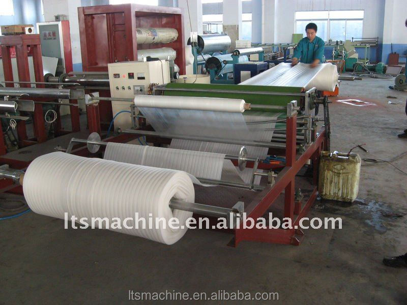 Plastic Laminating Foam Machine for Sheet