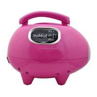 NEW Pink Sunless Spray Solution Tanning KIT w/ Heat TENT Machine Tan Air Brush