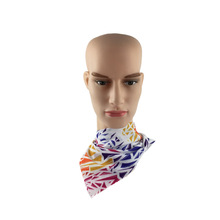 New style design fashion bandana Multifunctional Model tube neck wear Custom logo cool printed bandana