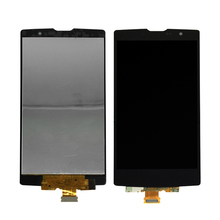 Black LCD Display Touch Screen Digitizer Glass Assembly For LG G4 G4c H525N Compact Mini