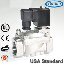 "1/4""~2"" inch water model DHD31 Pilot operated solenoid valve"