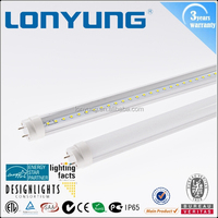 Zhongshan factory best quality new red tube lamp led