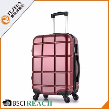 Factory Promotion Price Tsa Zipper Frame It Luggage Wheeled ...