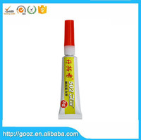 High Bonding Fast Body Adhesive Super Glue and Heat