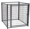 welded wire dog kennels / wire mesh fencing dog kennel