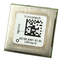 A2100-A401-01-54 GPS RX Module SiRFStarIV A2100-A Single Chip