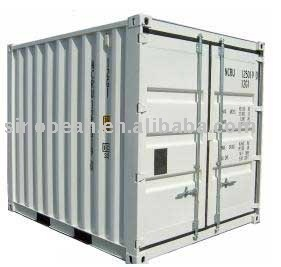dry van container, dry cargo containers, DV 10FT