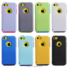 2015 new arrival defender case for iphone 5C ,for iphone 5C defender case