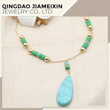 N0148 women handmade statement necklace