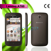 lenovo a760 quad core hot sale 4.5 inch download games china mobile phone