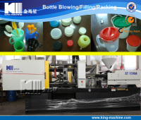 Automatic Injection Stretch Blow Molding Machine
