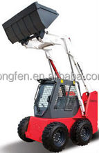 best seller LG312 chinese hot small skid steer loader for sale