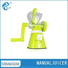 House- Hold Eco- Friendly Home Plastic Manual Meat Grinders