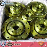 Chinese forged large diameter carbon steel pipe flanges