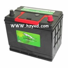 60AH Volta Car Lead Acid Battery