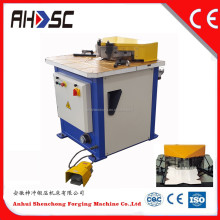 Newest Wooden Box Packing Corner Notching Machine QF28Y 4X250MM Angle Iron Cutting Machine