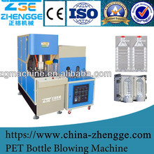 Stretching Mold Machine With Plastic Blow Molding Process