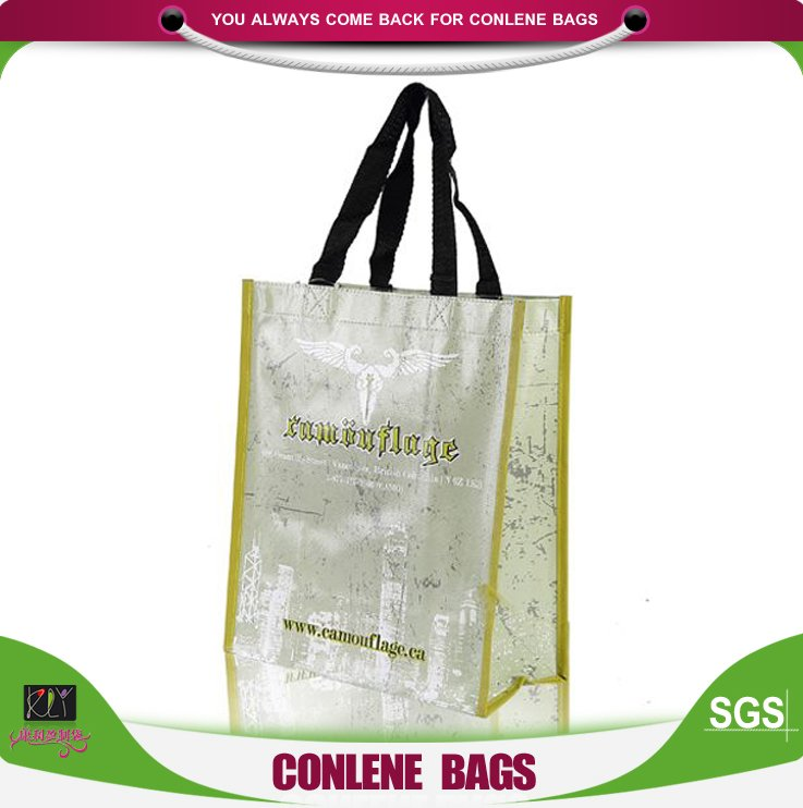 China Gift Items Pp Non-Woven Promotion Shopping Bag