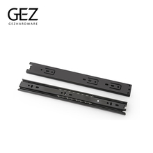 Factory price iron kitchen cabinet drawer slide bearing