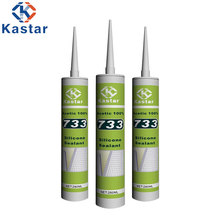 Great Adhesion 100% Silicone Sealant For Architectural Application