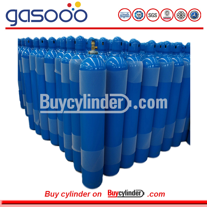 2017 New Industrial Oxygen Hot Sale Steel Cylinder