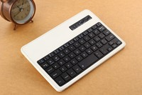 Ultra Slim Wireless Bluetooth Keyboard for Apple iPhone/iPad/Mac Book PC Laptop