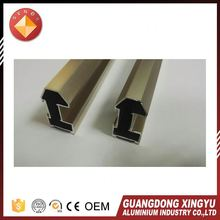 Good price aluminum frame glass door parts