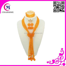 fashion african wedding jewelry with high quality exotic wholesale jewelry with wholesales african beads jewelry set